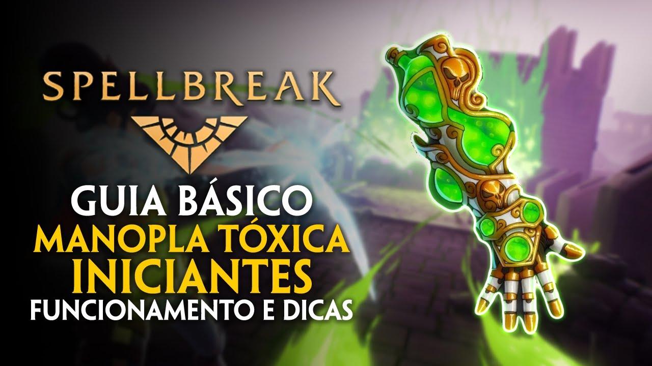 Guia de Manoplas! Spellbreak Toxic Guide!
