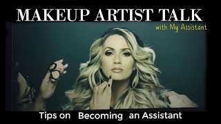 MUA Talk: Tips to becoming THE BEST Mua/Hair Assistant