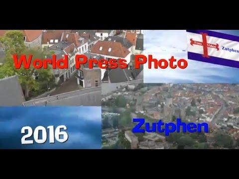 World Press Photo opening 2016 Zutphen FotoVideoZutphen Nieuws