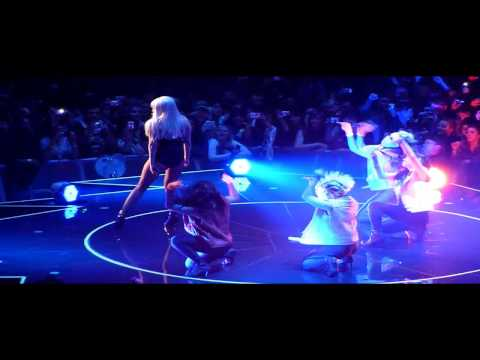 [HD] Lady Gaga - Just Dance - Manchester MEN Arena