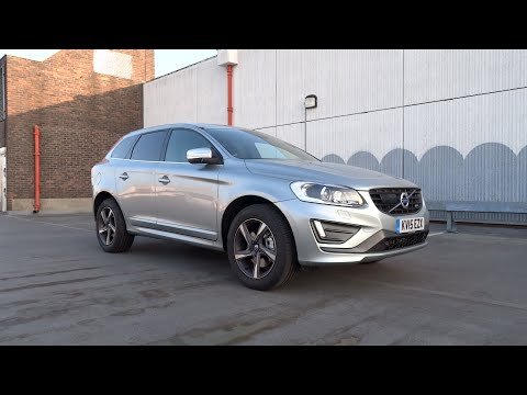 2015 Volvo XC60 2.4 D4 181 AWD R-Design Lux Nav Start-Up and Full Vehicle Tour
