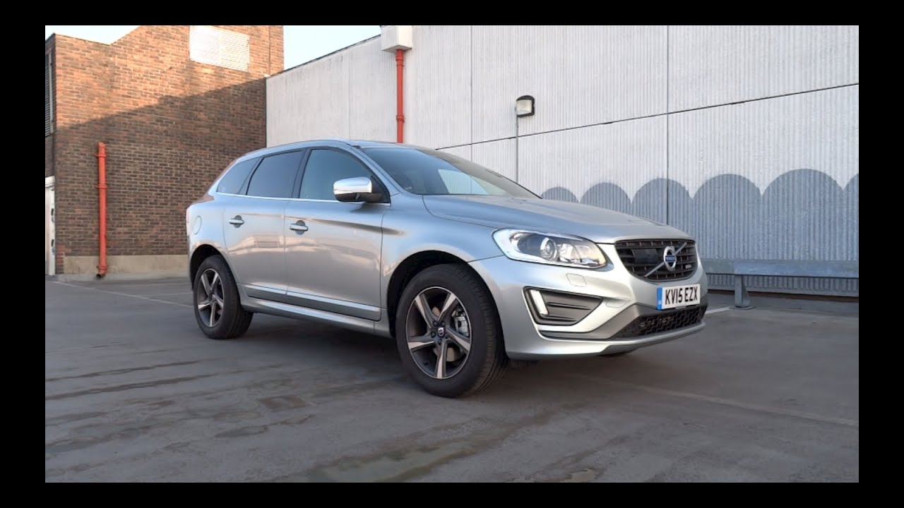 2015 volvo xc60 2 4 d4 181 awd r design lux nav start up and full vehicle tour youtube. Black Bedroom Furniture Sets. Home Design Ideas