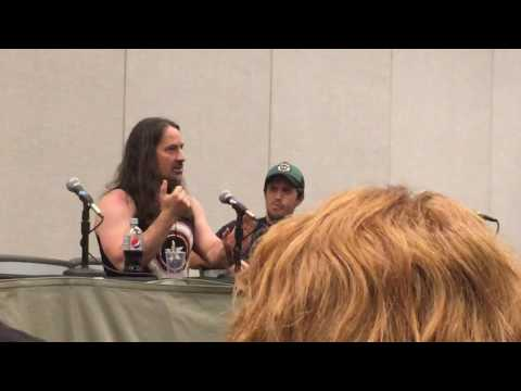 PHXCC 2017: That Time Jim Butcher Got In A Bar Fight