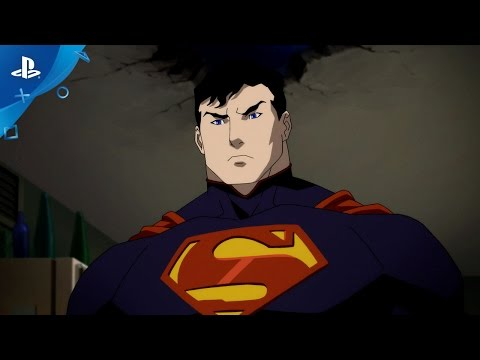 PlayStation Video Presents: Justice League Dark Clip