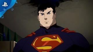 PlayStation Video Presents: Justice League Dark Clip
