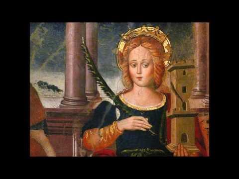 Orazione contro i fulmini Santa Barbara