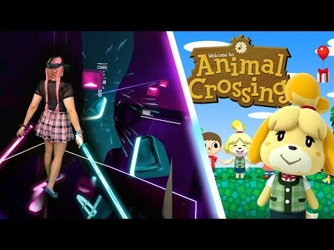 animal-crossing-in-beat-saber-[mixed-reality]