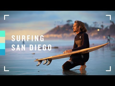 Surfing San Diego – Guides to the Good Stuff