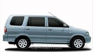 Chevrolet Tavera : New still and video