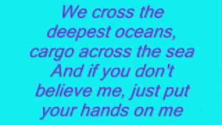 Hands on me - Vanessa Carlton with lyrics