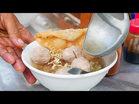 Indonesia Street Food Compilation - Jakarta Edition