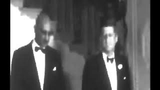 September 5, 1963 - President John F. Kennedy - Dinner in honor of Afghan King Mohammad Zahir Shah