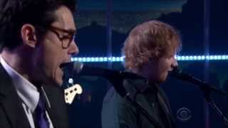 Ed Sheeran John Mayer Don 39 t Late Late Show 2015.mp3