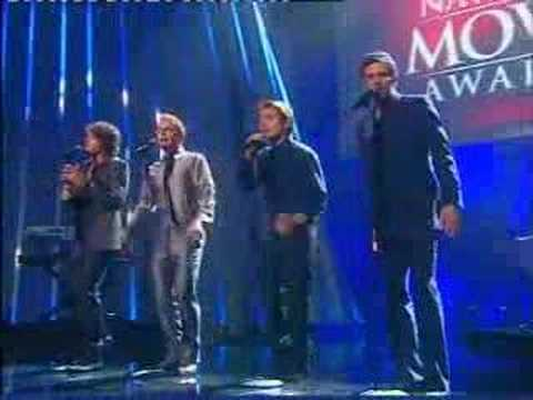 TAKE THAT RULE THE WORLD live film awards