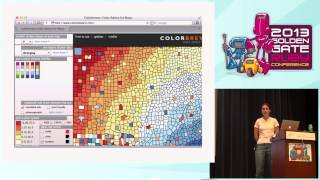 GoGaRuCo 2013 - Seeing the Big Picture: Quick and Dirty Data Visualization with Ruby