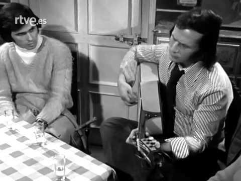 paco de lucia entrevista año 1973 hablando del flamenco