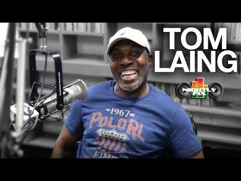 Tom Laing talks being mentored by Gregory Isaacs + growing u