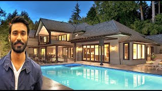 Dhanush Luxury Life | Net Worth | Salary | Business | Car | Houses | Family | Biography