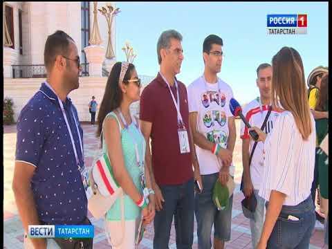 Смотреть Вести Татарстан от 18 июня онлайн