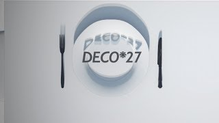 DECO*27です。 1. 二息歩行 feat.初音ミク 2. 愛迷エレジー feat.初音ミ...