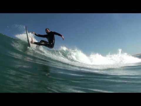 Kevin Olsen Surfboards - Let's go surfing with Kevin Olsen in Hossegor.
