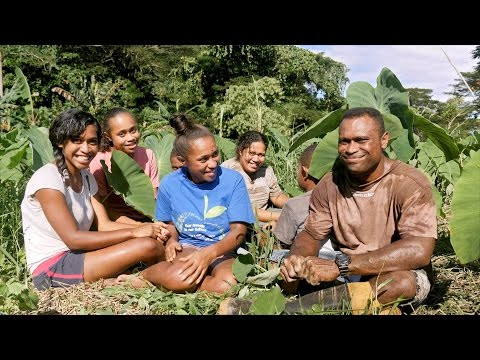 The Naqaqa Family Farm, Fiji