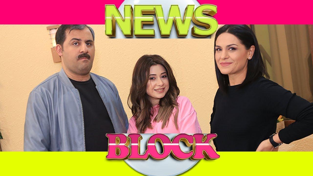 NewsBlock #1 Nor Full House / KooKooRooZ / Tso Blog/ #youtubeAM
