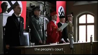 Repeat youtube video Sophie Scholl   The Final Days True Story of Anti Nazi Activist Part 7