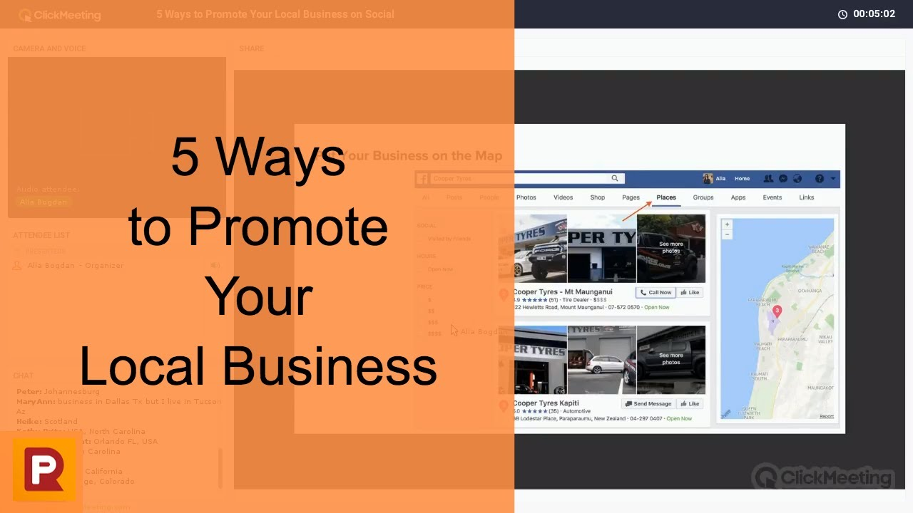 5 ways to quickly promote a website