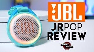 Baixar JBL Jr Pop Bluetooth Speaker Review & Sound Test! Is this the best portable speaker for kids?