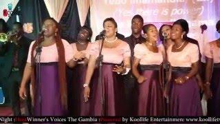 Yebo linamandla {Minister Phebe Emeh @ Shabak 2015   Winners