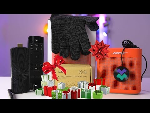 Cool Tech Gifts!