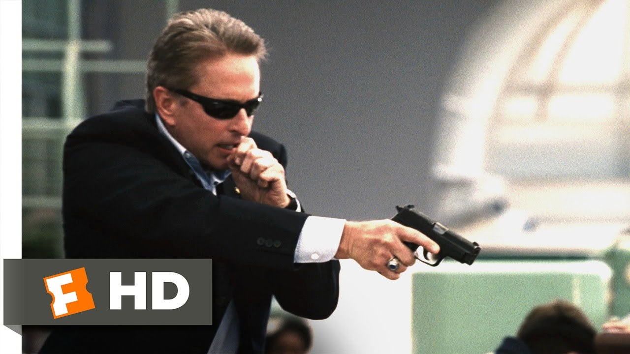 Download The Sentinel (2/3) Movie CLIP - Shots Fired (2006) HD