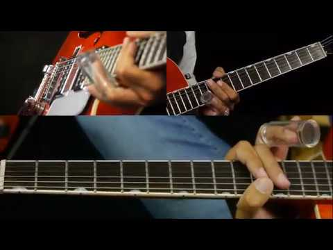 how to play dust my broom by elmore james slide guitar lesson youtube. Black Bedroom Furniture Sets. Home Design Ideas