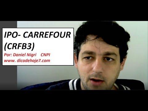 DICA DE hOJE - IPO Carrefour
