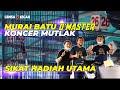 Murai Batu D Master Koncer Mutlak Sikat Hadiah Utama Paruh Team  Mp3 - Mp4 Download