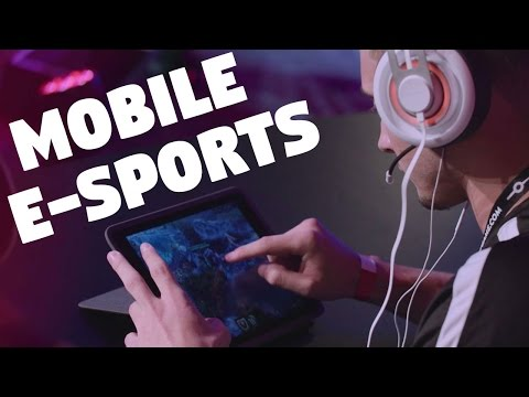 5 Mobile Esports Games That Turn UP the Heat