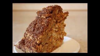 ТОРТ МУРАВЕЙНИК из печенья. Вкусно и очень быстро. ВЛОГ