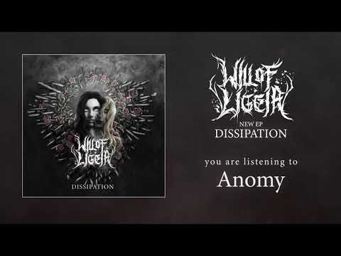 Will of Ligeia - Dissipation (Full EP // 2018) Deathcore