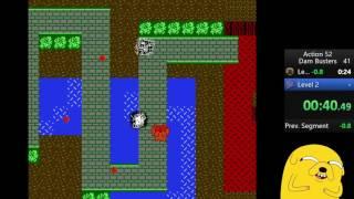 Action 52 - Dam Busters: 1:06 (Speedrun)