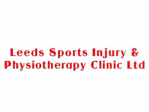 Physiotherapists - Leeds Sports Injury & Physiotherapy Clinic Ltd