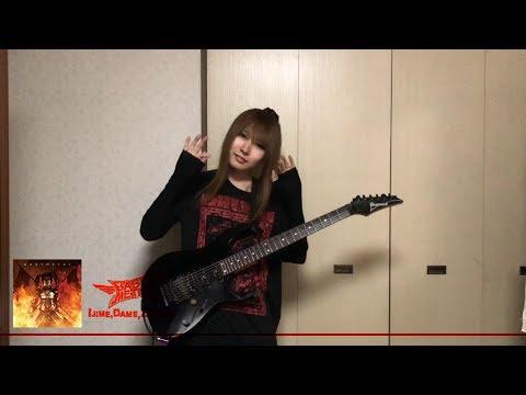 BABYMETAL 「Ijime,Dame,Zettai」 guitar cover 【TAB】