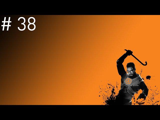 Half-Life 2 #38 - Turrets Minhas amigas