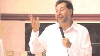 Gerardo Fernandez Noroña: reforma energetica traición a la Patria.