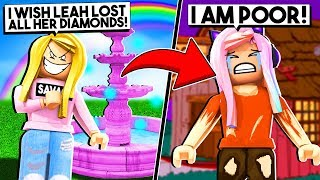 My Evil Wish Came True - My Best Friend Hates Me Now! (Roblox)