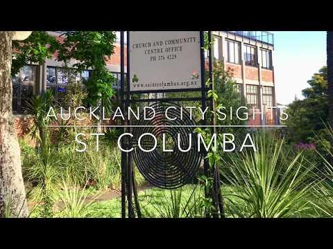 St Columba | Auckland City Sights