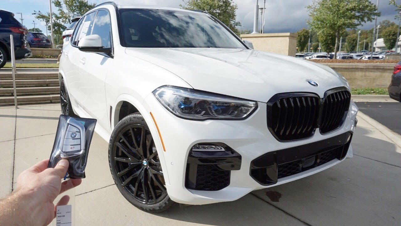 2020 BMW X5 M50i review: Stuck in the middle
