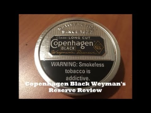 What is copenhagen black