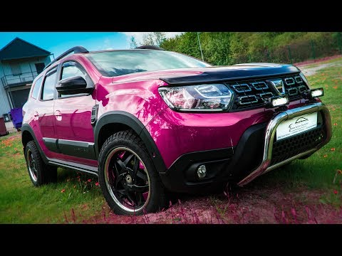 DACIA DUSTER 2018 SOUNDSYSTEM OFFROAD | Active Sound System - Sound Booster - Cete Automotive
