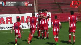 FATV 17/18 Fecha 10 - Español 2 - Talleres 2